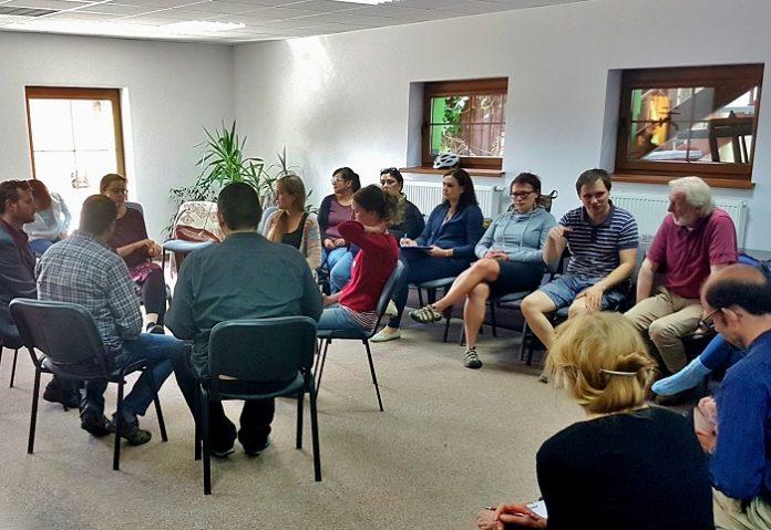 Åpen dialog i nettverksmøter - Foto Merete Nesset